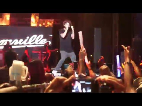 J. COLE - Love Yourz / Can't Get Enough [live at Tobago Jazz Experience 2016]