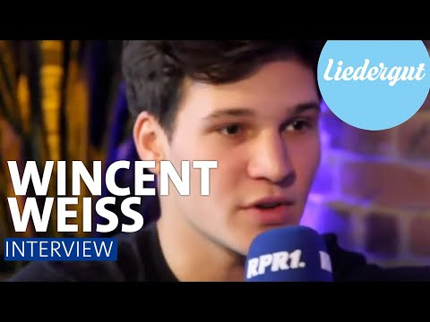 Wincent Weiss - Liedergut | Interview | RPR1mmer
