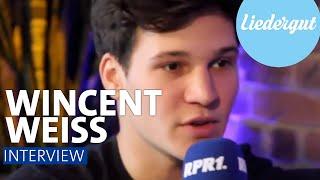 Wincent Weiss - Liedergut | Interview | RPR1.Wohnzimmer