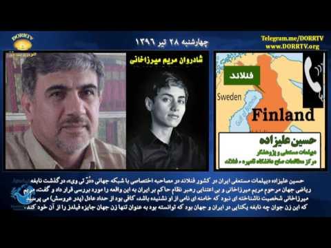 حسین علیزاده؛ راه آقای خامنه ای از راه ملت ایران بکلی متفاوت و جداست