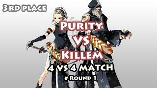 S4 League   Game 1 3rd Place SuperSonic Tournament 2015   Purity vs Killem