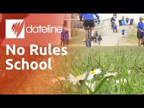 New Zealand's School Without Rules