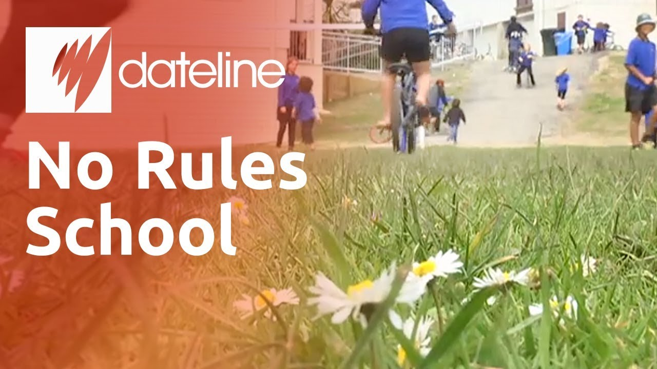 no rules school
