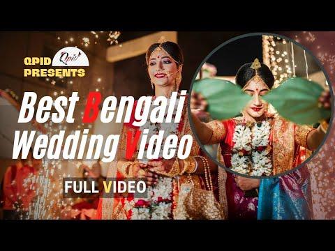 best-bengali-wedding-video-2020.-a-full-cinematic-wedding-video-in-kolkata-.-qpid-india-2020.-4k