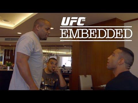 UFC 188 Embedded: Vlog Series - Episode 4