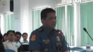 philstar.com video: Chief negotiator faces Manila hostage crisis panel