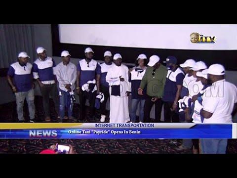 "Online Taxi ""Payride"" opens in Benin"