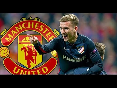 £84 MILLION GRIEZMANN TO MAN UNITED - MOURINHO TO SPEND £180 MILLION ON 4 PLAYERS! - TRANSFER NEWS