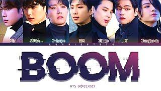 How Would BTS Sing 'BOOM' NCT DREAM LYRICS+LINE DISTRIBUTION (FM)