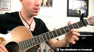 Big Jet Plane ★ Angus & Julia Stone - Guitar Lesson - Easy Beginners Acoustic How To Play Tutorial