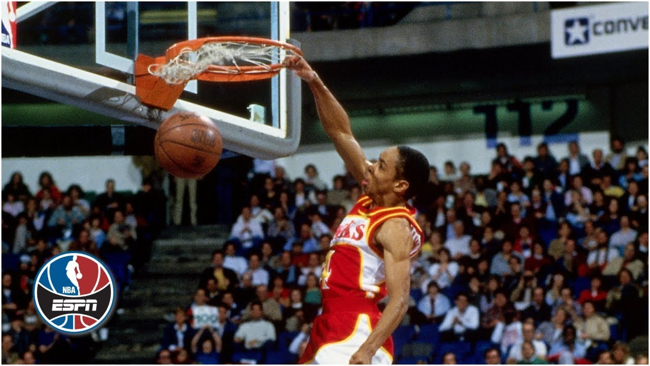 5-foot-7 Spud Webb wins 1986 NBA Slam Dunk Contest  73f774b0fc