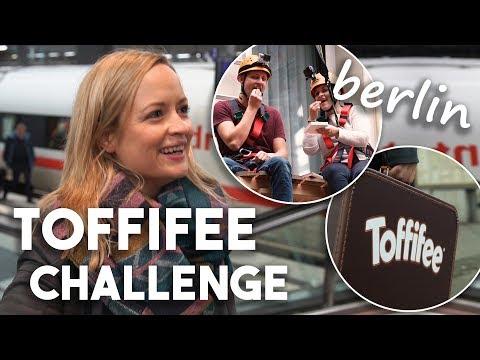 (P) Klettertour mit TOFFIFEE? Toffifee CHALLENGE Tour BERLIN I Mellis Blog