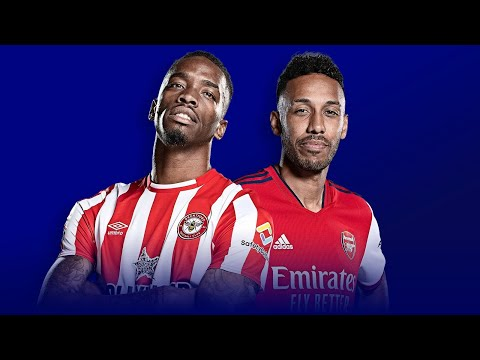 Brentford hosts Arsenal as English Premier League returns today