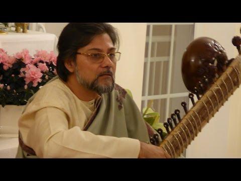 Raag Mishra Gara - Partha Bose, Sitar and Suman Sarkar, Tabla