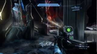 Halo 4 Multiplayer [Part 22] - Skyfall Confusion and Friendly Swordshakes!