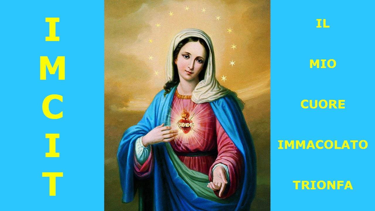 I DOLORI DI MARIA SS. (15-09-2020) - I.M.C.I.T. - Don Roberto Liani -  YouTube