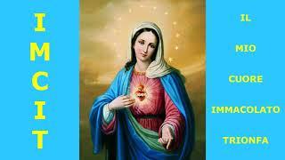 I DOLORI DI MARIA SS. (15-09-2020) - I.M.C.I.T. - Don Roberto Liani