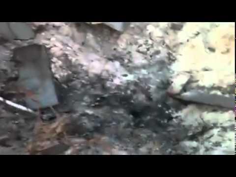 Target in Misurata 21. mars 2011مصراتة.ليبيا- LIBYA