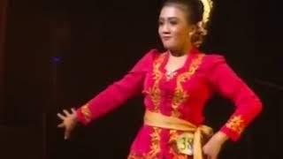 Tari Jaipong Daun Pulus Keser Bojong  Juara 1 Jugala Raya | Syarah Wanadiati