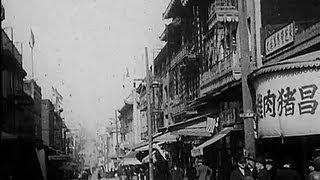 Chinatown, San Francisco a century ago
