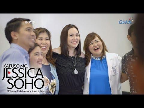 Kapuso Mo, Jessica Soho: Kumusta na ngayon si Claudine Barretto?