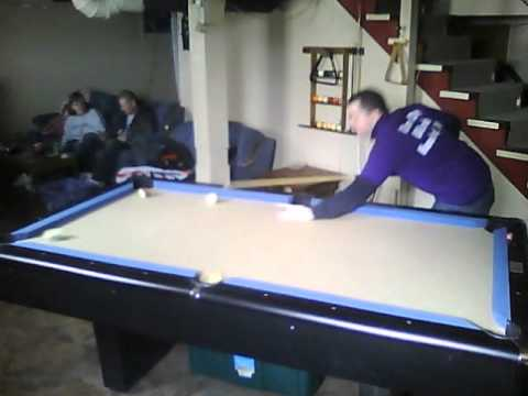 Cool pool trick and fancy shots youtube - Awesome swimming pool trick shots ...