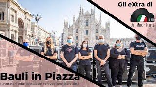 Bauli in piazza – la protesta a milano