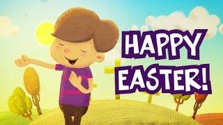 Happy Easter! - God Is Love - 3LittleWords