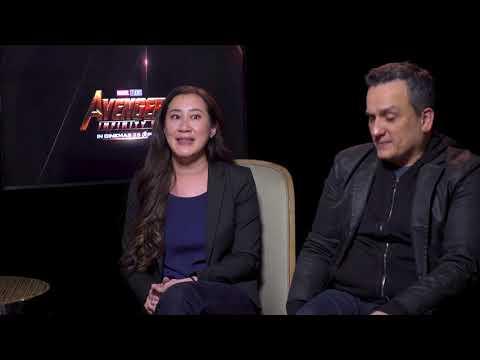 Sands Profile: Avengers: Infinity War Director Joe Russo & Executive Producer Trinh Tran
