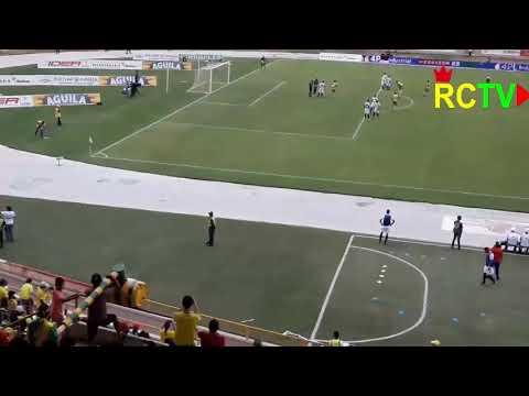 Asi narro el 'paton' el segundo gol de Real Cartagena frente a Pereira