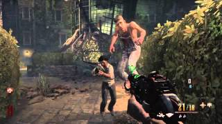 """Vengeance Zombies DLC Map """"Buried"""" - How to get to and out of the Pack a Punch! (Tutorial)"""