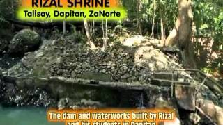 JOSE RIZAL SHRINE IN DAPITAN CITY (tonyboy.video)