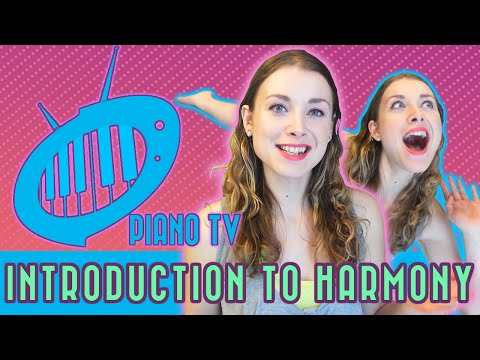 Introduction to Harmony: How to Harmonize a Melody