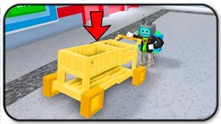 Gold Cart Shopping Spree - Roblox Shopping Simulator