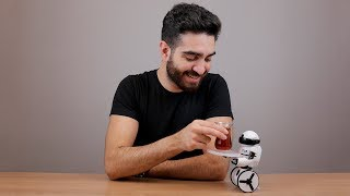 Chinese Products - Smart Robot Brings Me Tea