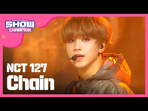 Show Champion EP.294 NCT 127 - Chain (Korean Ver.)