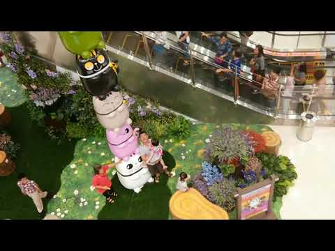 AEON Mall Kuching first weekend (Saturday Morning)