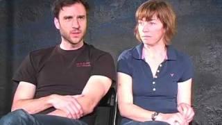 Julianne Nicholson and James Waterston Interview