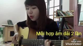 Min St319 - Yêu - Hướng dẫn guitar - Tâm An guitar
