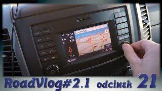 """""""Damian, jakiej nawigacji używasz?'' - RoadVlog#2.1 odcinek 21"""