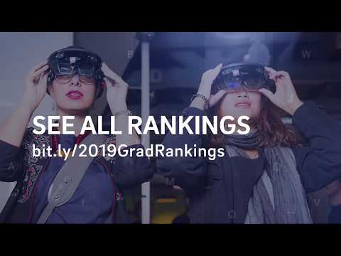 2019 US News Graduate Program Rankings / Jacobs School Of Engineering