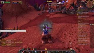 World of Warcraft 7.3.0 - Качаю Вара 59 Лвл