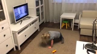Даша танцует sia