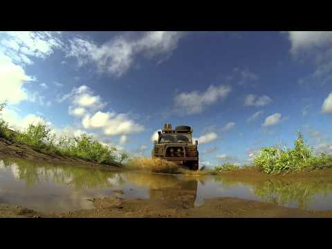 GoPro: Landrover Overland Expedition in Northern Africa