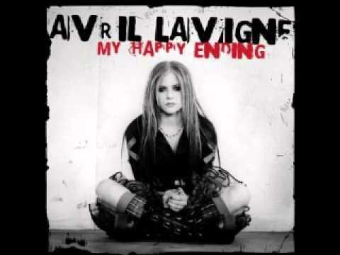 Avril Lavigne - My Happy Ending - YouTube