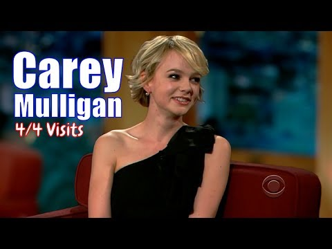 Carey Mulligan - All Kinds Of Adorable - 4/4 Visits In Chronological Order