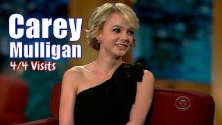 Carey Mulligan - All Kinds Of Adorable - 4/4 Visits In Chronological Order