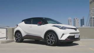 Zoom Test Drive | City Toyota - Toyota C-HR