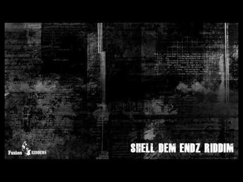 Dancehall Riddim Instrumental Beat - Shell Dem Endz Riddim April 2017