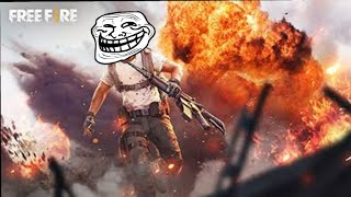 Free fire troll  [funny moments]